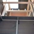 Dřevěný kurník MADRID, 1520x520x920 mm