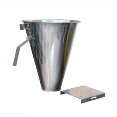 Vykrvovací trychtýř - velikost L