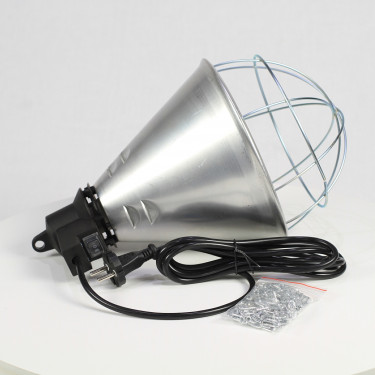 Infralampa IRL03, průměr 210 mm