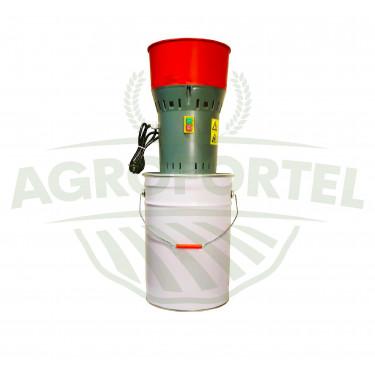 Elektrický šrotovník na obilí AGF-25 | 1,0 kW, 25 litrů