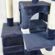 Kočičí škrabadlo BELLA H2 - Modro-bílé