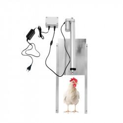 Automatická dvířka na otevírání/zavírání kurníku 3.0 - komplet