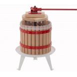 Dřevěný LIS NA OVOCE - moštovač - 12 litrů