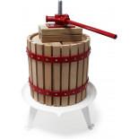 Dřevěný LIS NA OVOCE - moštovač - 6 litrů