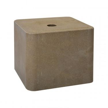 Liz solný minerální hnědý, 10kg