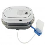 Mini digitální automatická líheň JANOEL 18 s digitálním teploměrem. Pro 18 vajec.