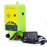 Zdroj elektrických impulzů pro elektrický ohradník - 1 J. Pro elektrický síťový zdroj 230V. Ohrada 10 km.