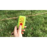 Zkoušečka napětí bez uzemnění pro elektrické ohradníky. 1000-10000 V.