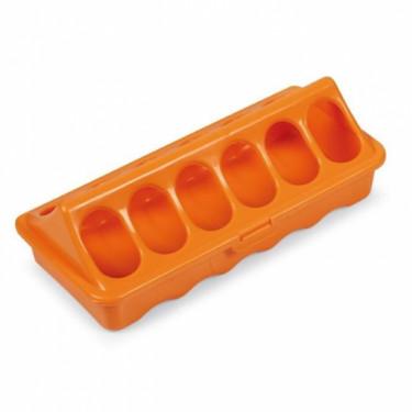 Gaun Žlabové krmítko plastové pro drůbež - 30 cm