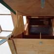 Dřevěný kurník BRUSEL MAXI, 1930x1770x1730 mm