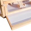 Dřevěný výběh Myšák 115 x 60 x 58 cm