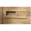 Dřevěný kurník a husník JIHLAVA, 930x730x670 mm