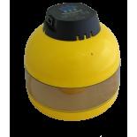 Poloautomatická mini digitální líheň Janoel10 s digitálním teploměrem. Pro 10 velkých vajec.