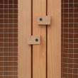 Dřevěná králíkárna MNÍŠEK pro 6 králíků, 1020x480x1800 mm
