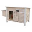 Dřevěný kurník PORTO, 1460x740x800 mm
