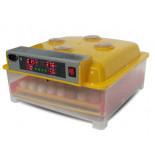 Automatická digitální líheň WQ-56. Pro 56 vajec.