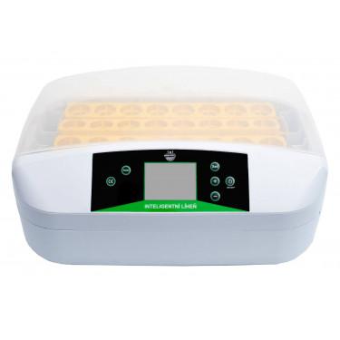 Automatická digitální líheň YZ32A. Pro 32 vajec.