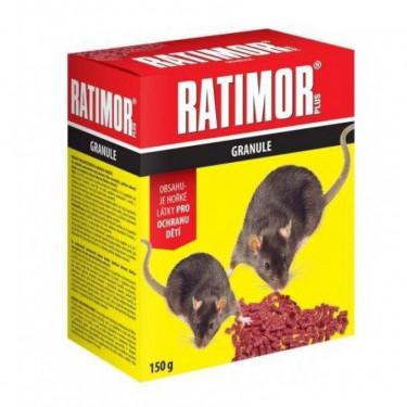 Ratimor Plus 29 PPM granule, krabice 150 g