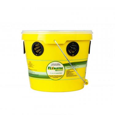 Lapač much kbelíkový, včetně návnady