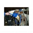 Fixační podpěra hlavy krávy