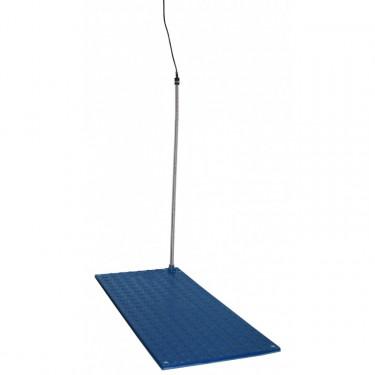 Termo deska Heat mat plastová, s izolací, 90 x 40 cm, 60 W, pravá