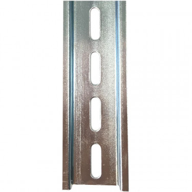 DIN lišta fencee pro uchycení generátoru, 80 mm