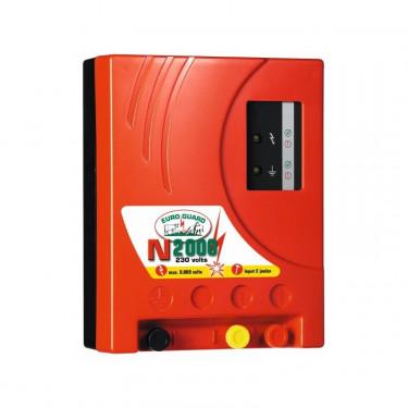 Zdroj Euro Guard N 2000 pro elektrický ohradník