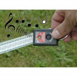 Vizuální a zvuková zkoušečka elektrického ohradníku