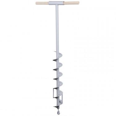 Vrták zemní ruční Profi, průměr 7 cm