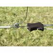Drát vodivý el. ohradník pro koně Premium, 250 m, 8 mm