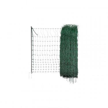 Síť vodivá pro drůbež, zelená, 112 cm x