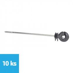Izolátor kruhový dlouhý vrut - 220 mm