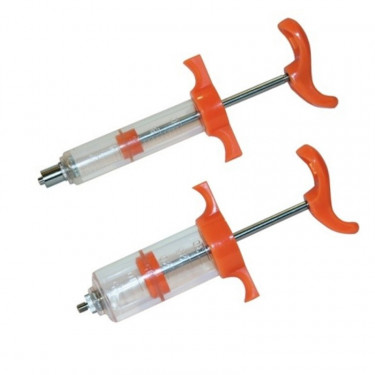 Aplikátor injekční, nylonový, Luer-Lock