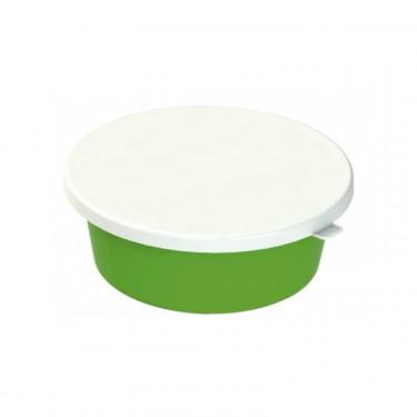 Víko k 6 l nádobě na krmivo, bílé