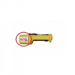 Pohaněč elektrický AniShock Pro 2000, žlutý, na skot a prasata - pouze bateriová část