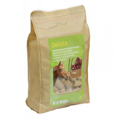 Pamlsek pro koně DELIZIA, třešeň-vanilka